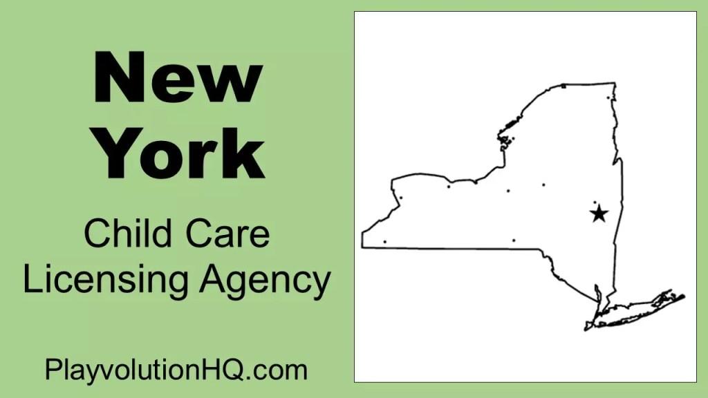 Licensing Agency   New York