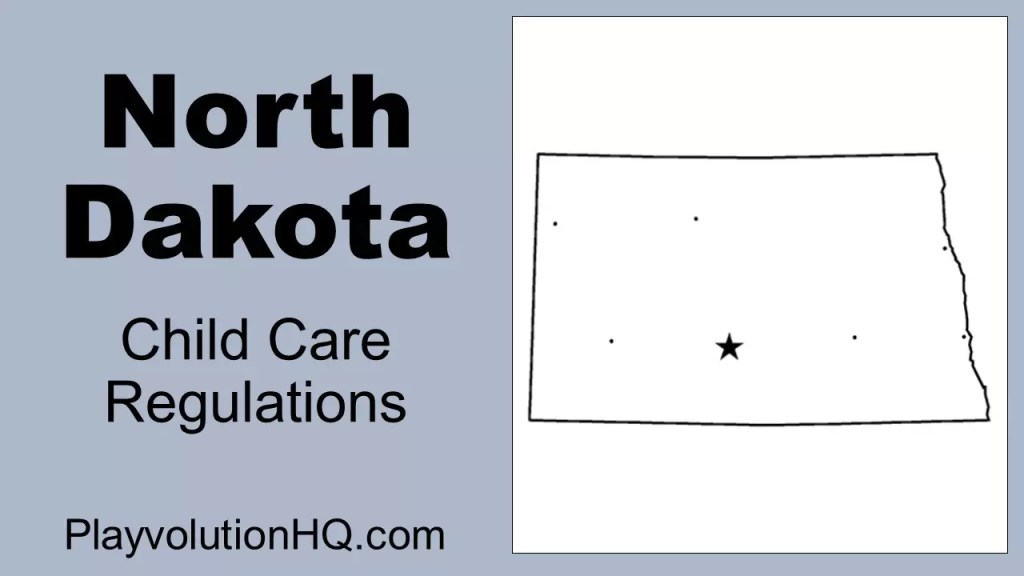 Licensing Regulations | North Dakota