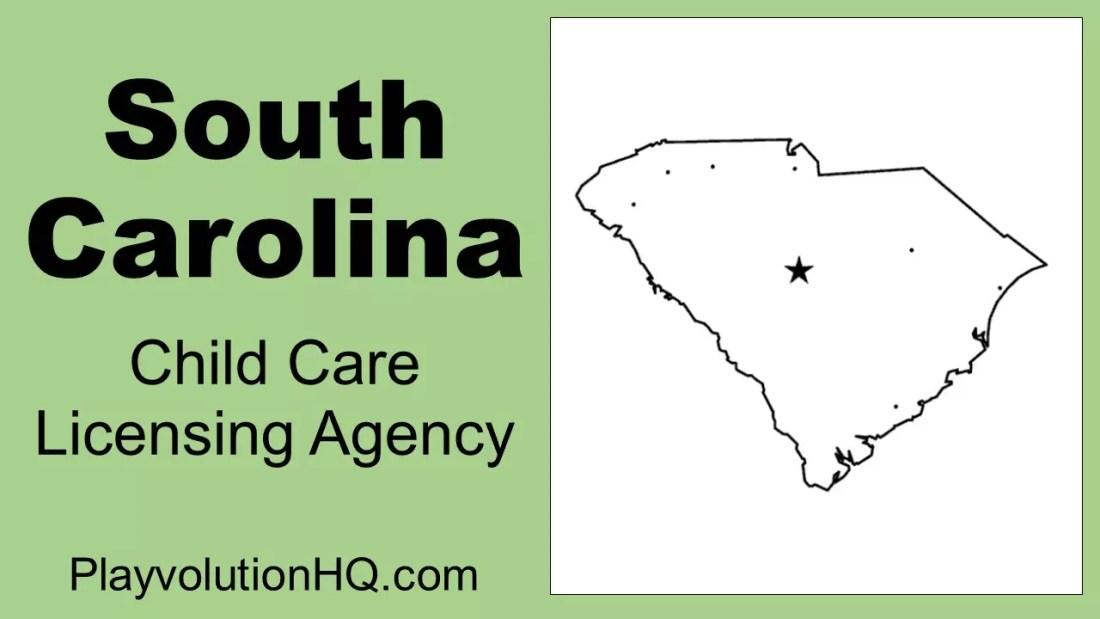 Licensing Agency | South Carolina