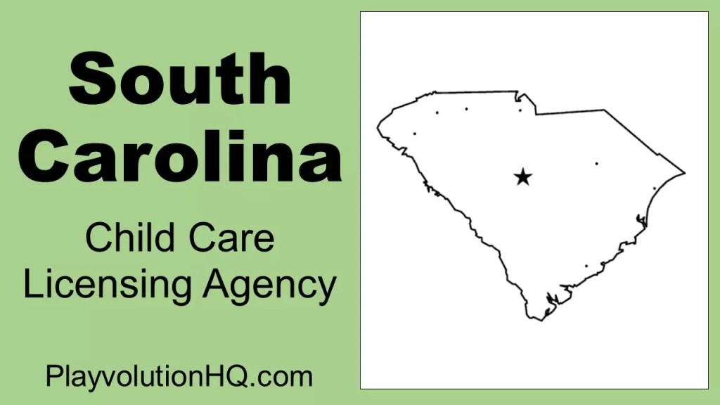 Licensing Agency | South Carolina