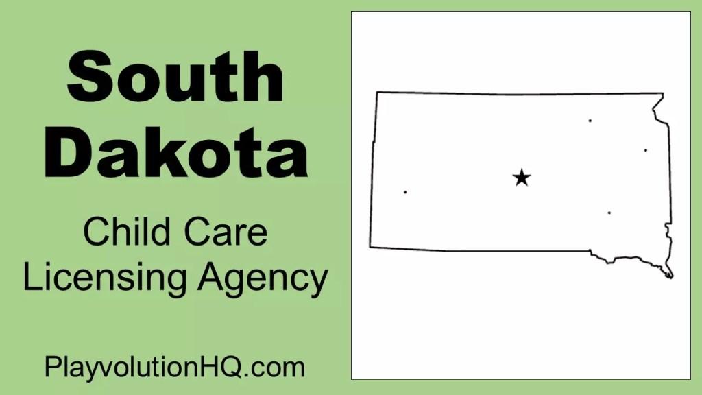 Licensing Agency | South Dakota