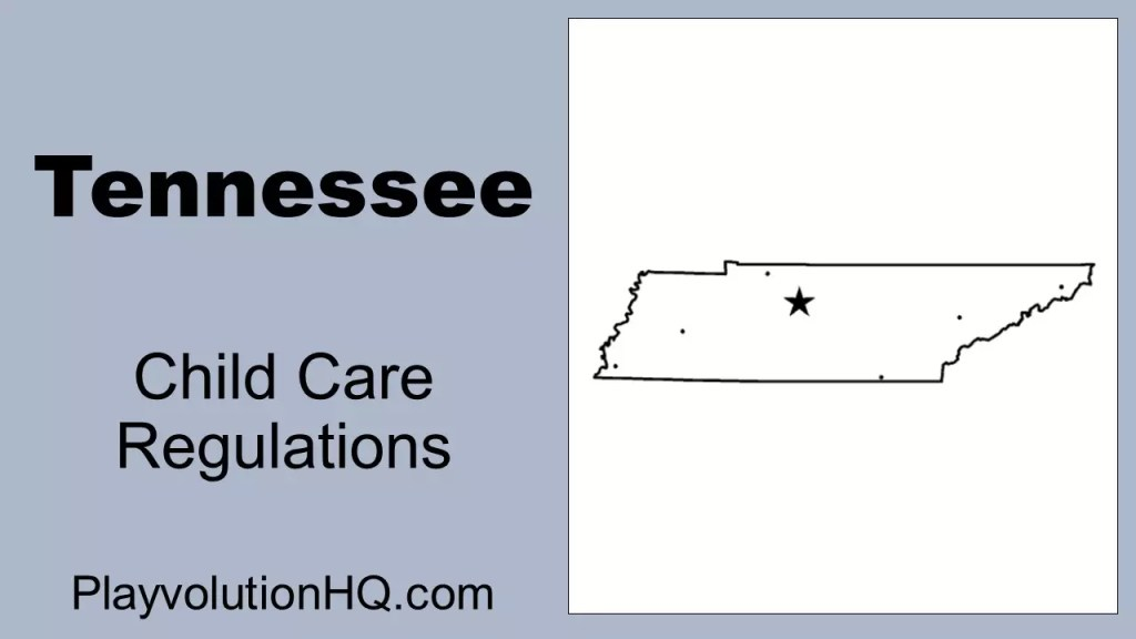 Licensing Regulations | Tennessee