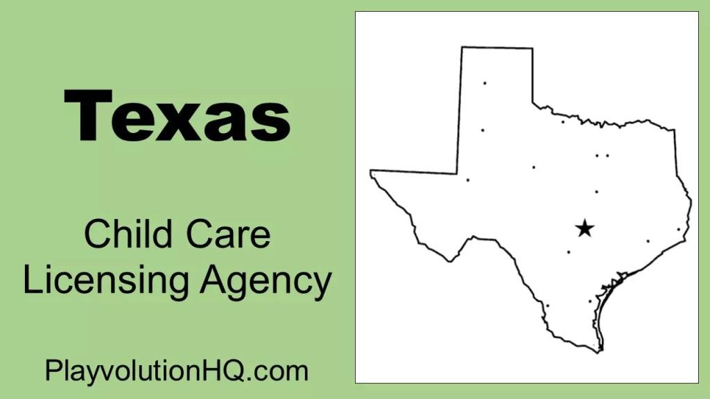 Licensing Agency | Texas