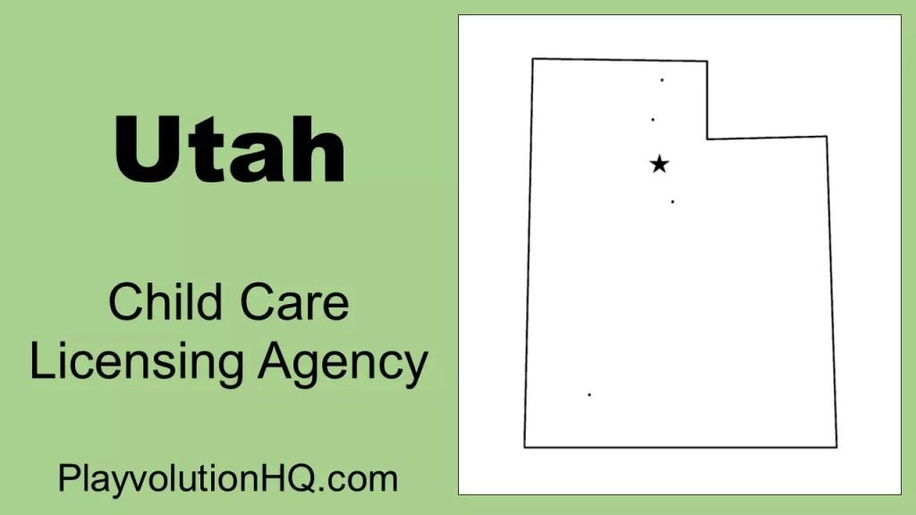 Licensing Agency | Utah