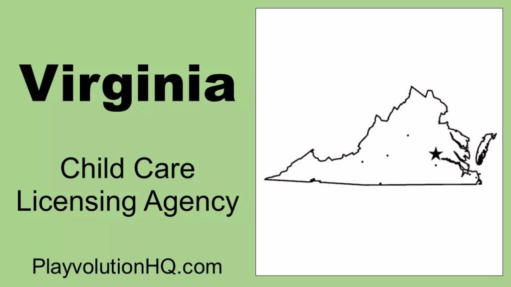 Licensing Agency | Virginia