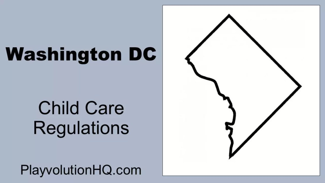 Licensing Regulations   District of Columbia