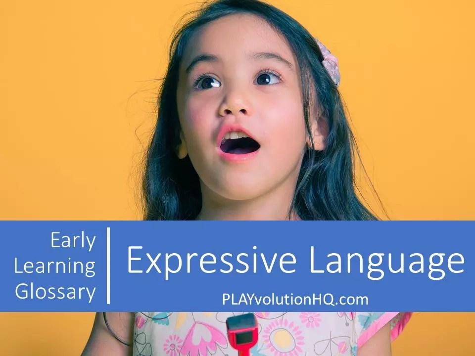 Expressive Language
