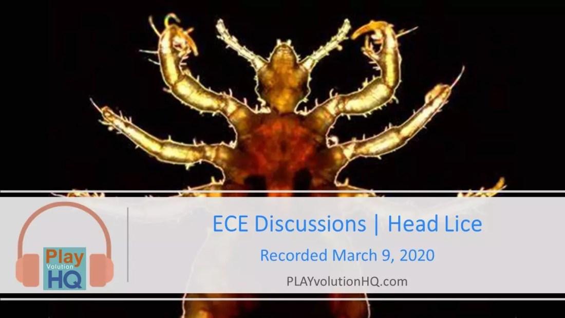 ECE Discussions | Head Lice