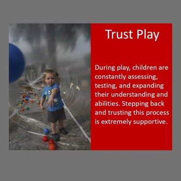Trust Play Poster Download