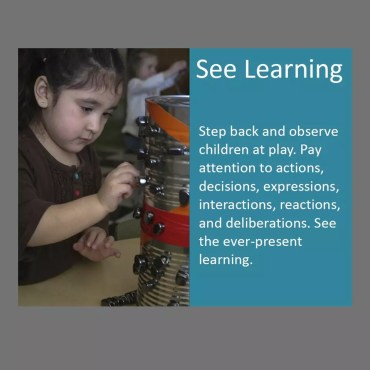See Learning Poster Download