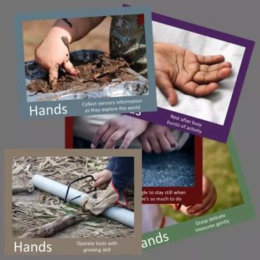 Hands Posters