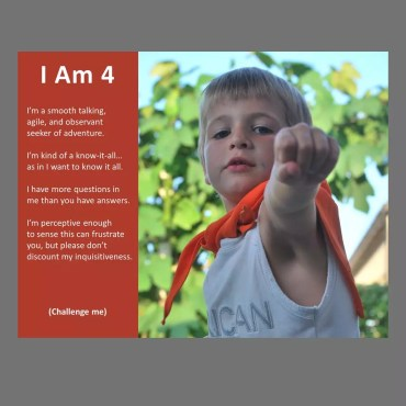 I Am 4 Poster (2.0) Download
