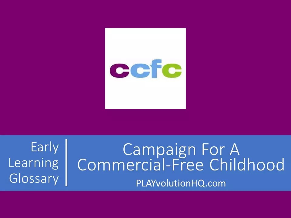 Campaign for a Commercial-Free Childhood
