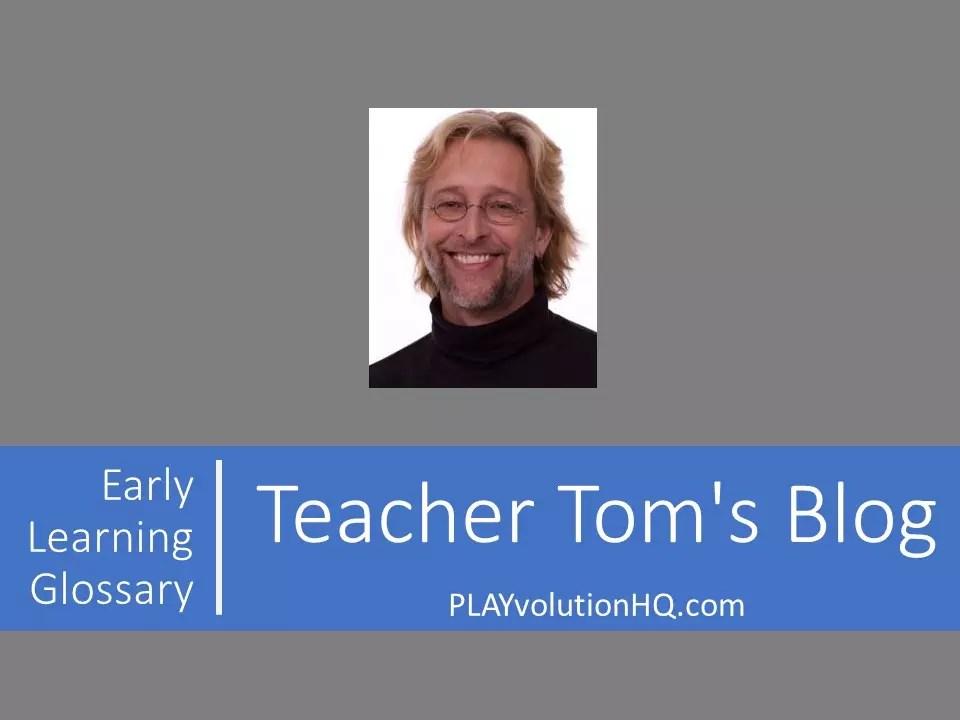 Teacher Tom's Blog