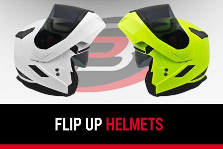 Flip Up Helmets