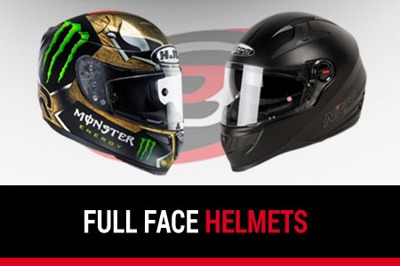 Full Face Helmets
