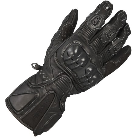 Armr Moto S235 Motorcycle Gloves Black