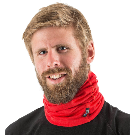 EDZ Merino Wool Multi Tube Red