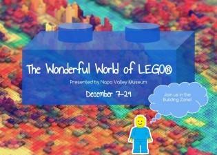 Wonderful World of LEGO