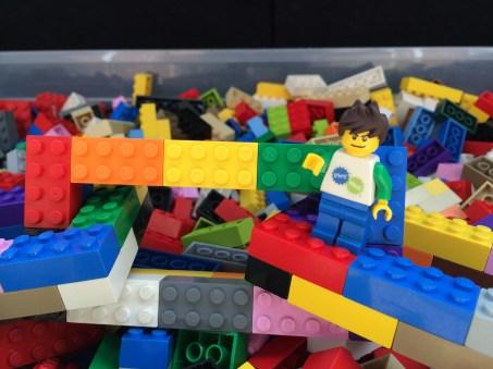 LEGO Chain Design