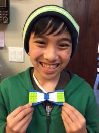 Seattle LEGO Bow Tie