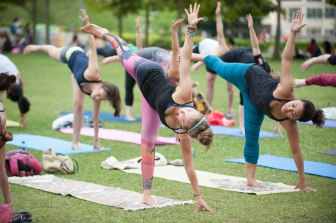 20150502 - Cora Tamar Park Yoga II - 947
