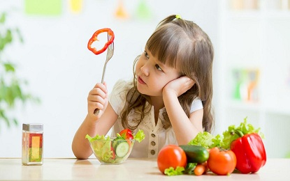 5 Common Mistakes of Parents Which Cause Loss of Appetite in Children