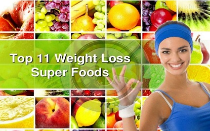 Did You Know these 12 Super foods for the Weight Lose