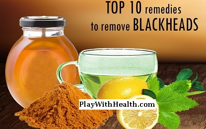10 Effective Home Remedies for Removing Blackheads on face and nose