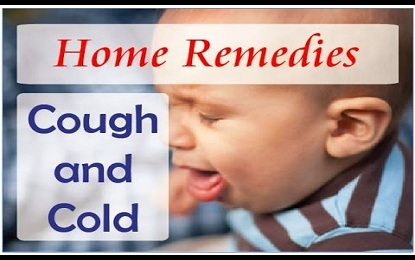 9 Home Remedies for Cough and Cold in Children's