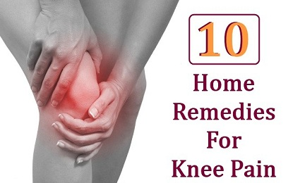 Did You Know These 10 Natural Home Remedies for Knee and Joint Pain