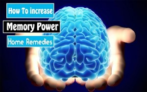 Improve Brain Function and Memory Power by using these 8 Natural Home Remedies