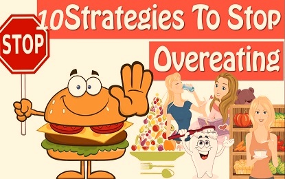 10 Tips Control your Cravings and Stop Eating Junk Food