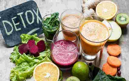 5 Foods are Made for Blood Detox and Helps in Skin Diseases