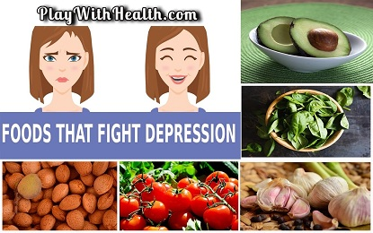 10 Foods to Help Fight Depression