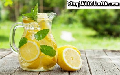Benefits of Lemon Juice for Healthy Liver
