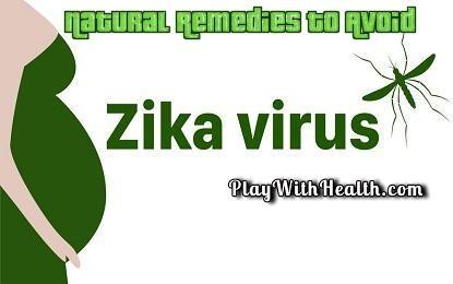 Natural Remedies To Avoid Zika Virus