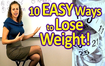 Top 10 Easy Weight Loss Tips That Actually Works