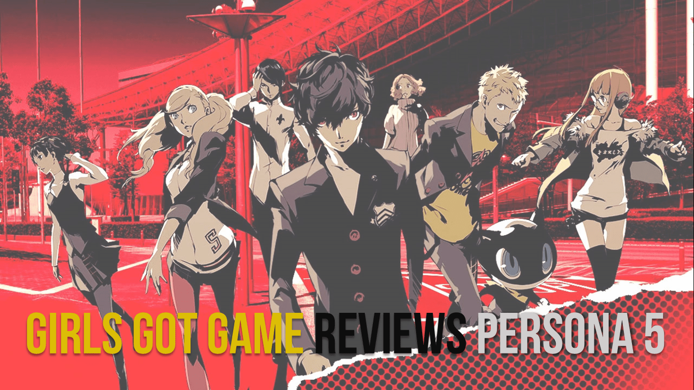 Persona 5 Review - Featured Image