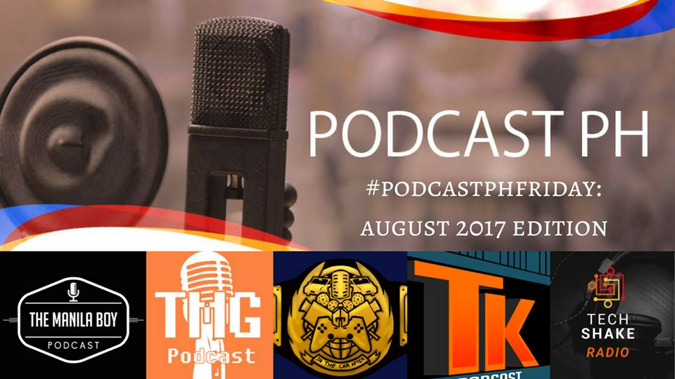 Podcast PH - July & August 2017
