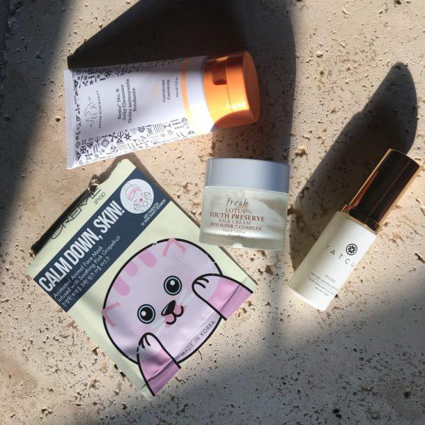 June 2018 Beauty Product Empties