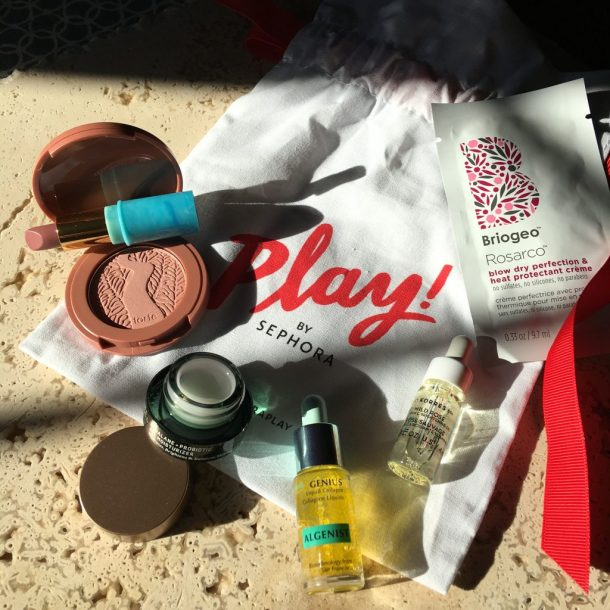 Sephora Play July 2018