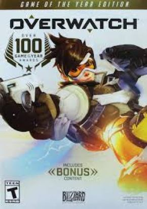Overwatch - Standard Edition Activation PC Game For Free Download