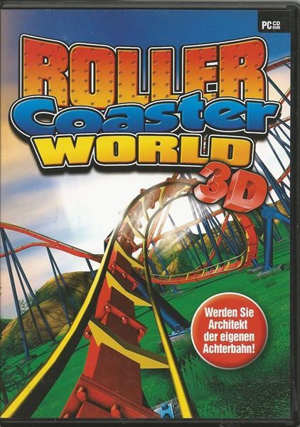 RollerCoaster Tycoon World Crack PC Game Free Download