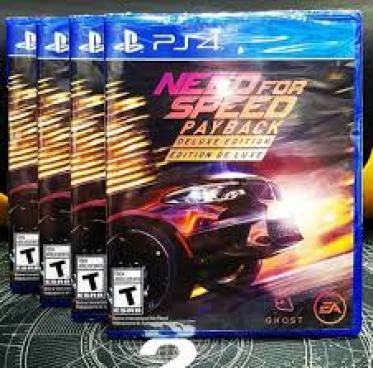 Need for Speed Payback Highly Compressed PC Game Download