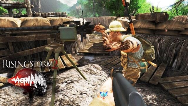 Rising Storm 2: Vietnam PC Crack + Latest Version Game Free Download