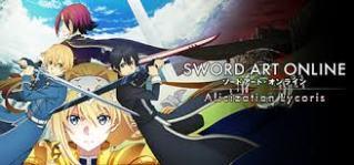 Sword Art Online Alicization Lycoris-CODEX - SKIDROW Download