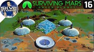 Surviving Mars Green Planet Free Download CODEX PC Games