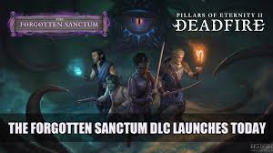 Pillars of Eternity II Deadfire The Forgotten Sanctum Crack CPY