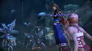 Final Fantasy XIII 2 Crack Free Download PC Game Full Version